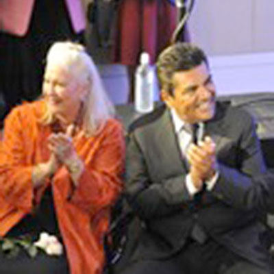 Diane & Gorge Lopez